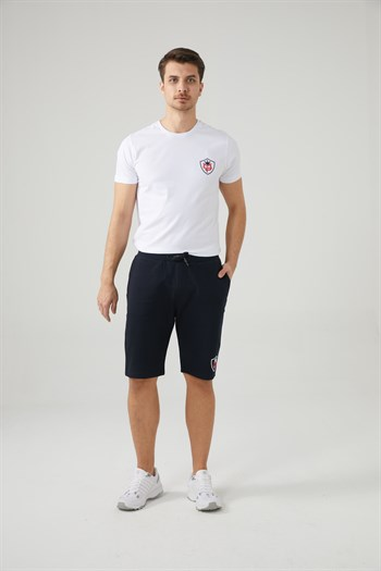 Mp MenS Sports Navy Blue Shorts Textile 201-5003MR 300