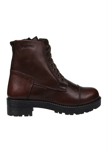 Mp Women Wrist Size Leather Taba Boots Shoes 202-4146ZN 600